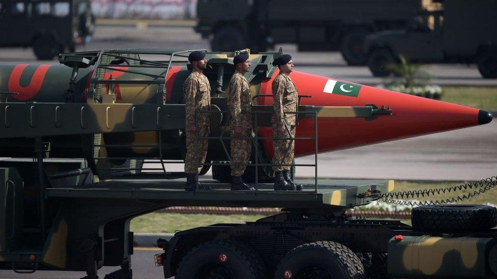 پاکستانی ہتھیار