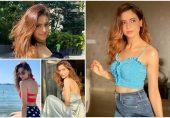 ٹی وی اداکارہ آمنہ شریف کی 38ویں سالگرہ پر ذاتی زندگی کی جھلکیاں