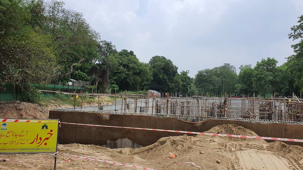 لاہور، پانی، تحفظ، منصوبہ، ذخیرہ، بارش، سلاب