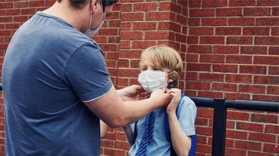 بچے اور کورونا وائرس