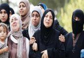 شام میں خانہ جنگی اور ریپ کا ہتھیار