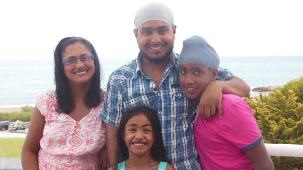 کولی کا خاندان