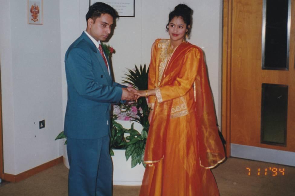 کولی کی شادی