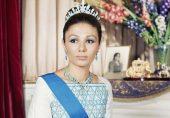 فرح پہلوی: کیا ہزاروں ڈالر مالیت کا ریشمی لباس ایران کی آخری ملکہ کا ہی ہے؟