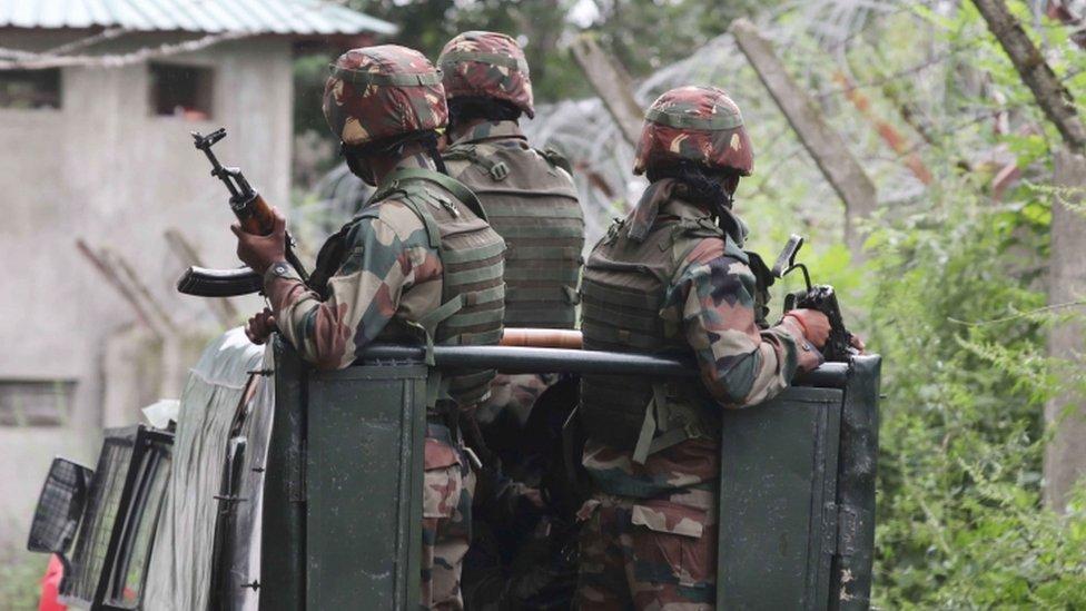 انڈین فوج