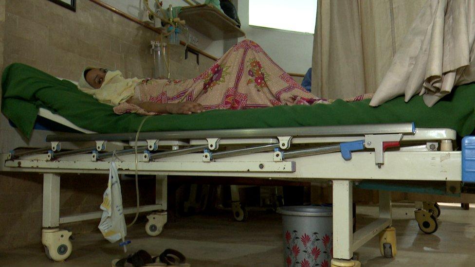 کوہی گوٹھ ہسپتال کراچی، فسٹیولا