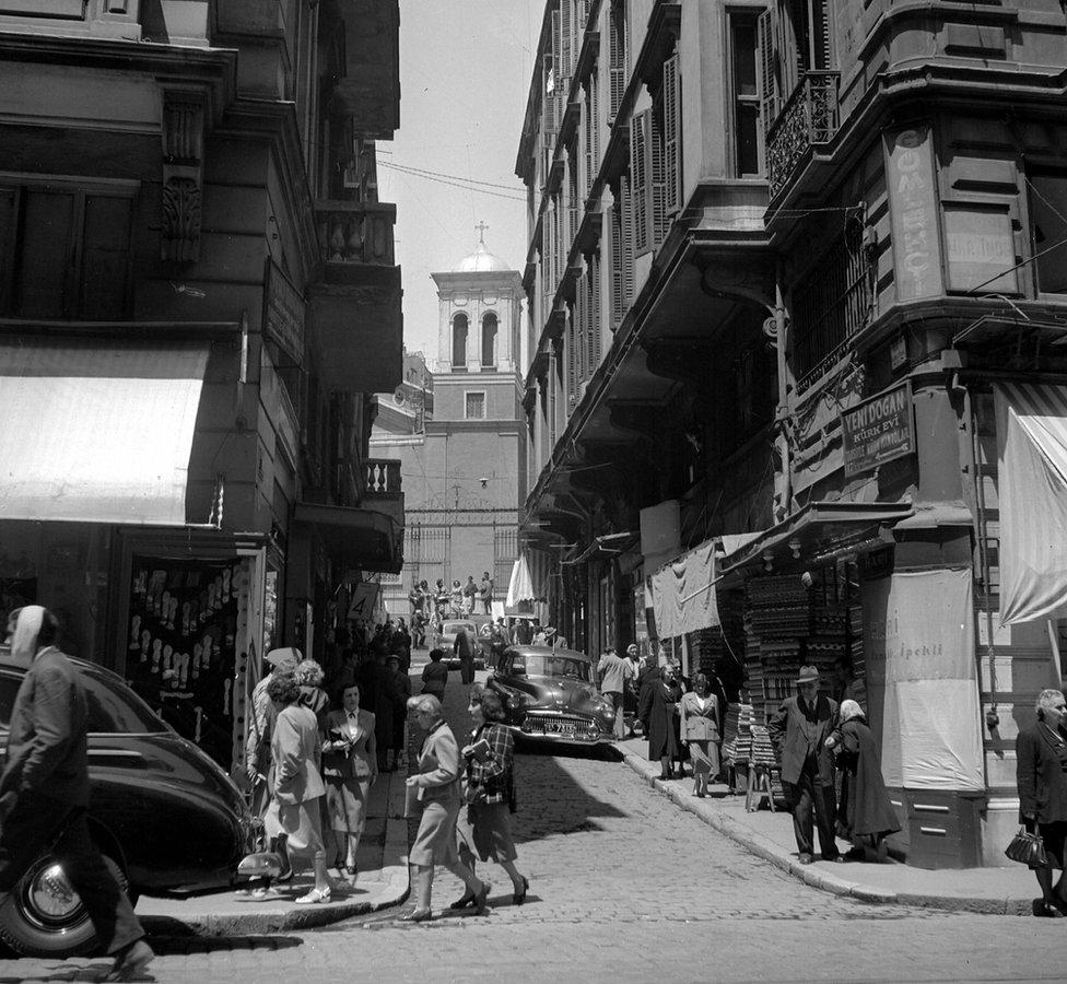 Istanbul 1952