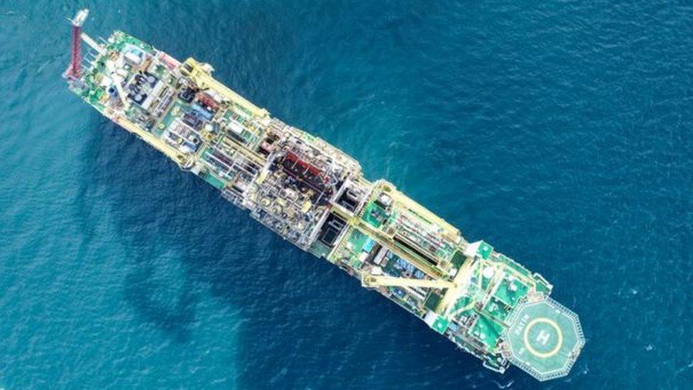 ترکی کا بحری جہاز