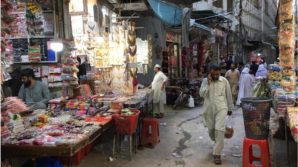 قصہ خوانی بازار