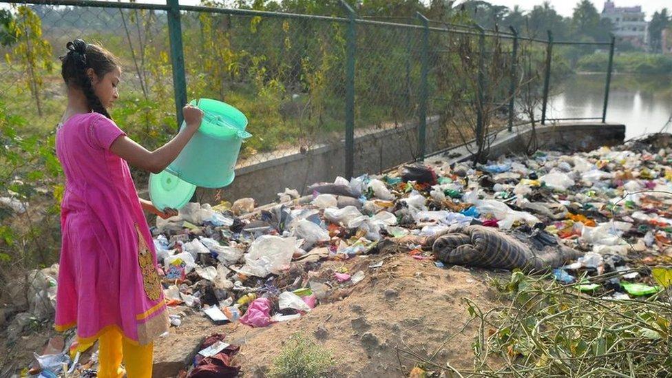 آبی ذخائر کی آلودگی