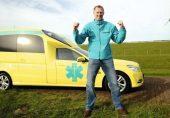 موت سے لڑتے افراد کی خواہشات پوری کرنے والا ایمبولینس ڈرائیور