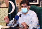 مراد علی شاہ: 'کیپٹن (ر) صفدر کے معاملے میں سندھ حکومت کے خاتمے کی دھمکی دی گئی'