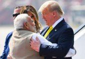 ٹرمپ کے انڈیا کی ہوا کو گندا کہنے پر انڈیا میں شدید رد عمل اور مودی سے سوال