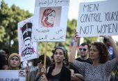 جنسی حملوں کے باعث مصر میں 'فیمینسٹ انقلاب' آنے لگا