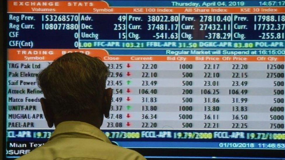 سٹاک مارکیٹ