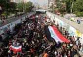 عراق میں احتجاجی تحریک کا سال مکمل، کیا کھویا، کیا پایا؟