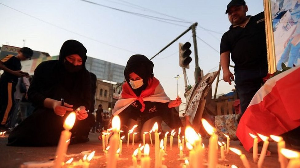 عراق میں احتجاج