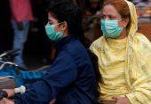 پاکستان میں کورونا وائرس کی دوسری لہر: این سی او سی نے عوامی مقامات پر ماسک پہننا لازمی قرار دے دیا