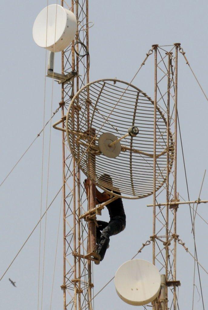 موبائل ٹاور