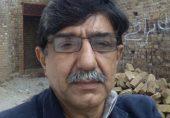 مبینہ مذہبی منافرت کی بنا پر پشاور میں ایک احمدی پروفیسر کو قتل کر دیا گیا