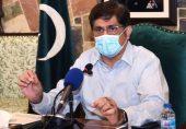 مراد علی شاہ: کیپٹن (ر) صفدر کے معاملے میں سندھ حکومت کے خاتمے کی دھمکی دی گئی