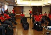 زمبابوے کرکٹ ٹیم پاکستان پہنچ گئی، ایک ہفتہ آئسولیشن میں رہے گی