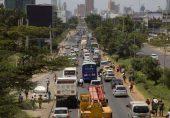 ترقی پذیر ممالک تباہ حال گاڑیوں کا  'کباڑ خانہ'۔