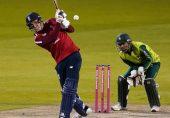 پاکستان نے ٹی ٹوئنٹی سیریز کھیلنے کی دعوت دی ہے، انگلینڈ کی تصدیق