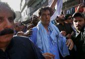 کراچی میں پی ڈی ایم کے جلسے کے بعد کیپٹن (ر) صفدر گرفتار