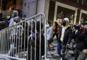 پرتشدد مظاہروں کے بعد امریکی شہر فلاڈیلفیا میں کرفیو نافذ