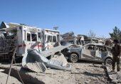 طالبان کے حملے میں 34 افغان اہلکار ہلاک، ہجوم میں بھگدڑ سے 15 ہلاکتیں