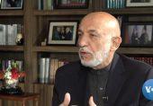 ہمیں پاکستانی اسٹیبلشمنٹ سے مستقبل میں اچھے تعلقات کی توقع ہے، سابق افغان صدر حامد کرزئی سے خصوصی انٹرویو