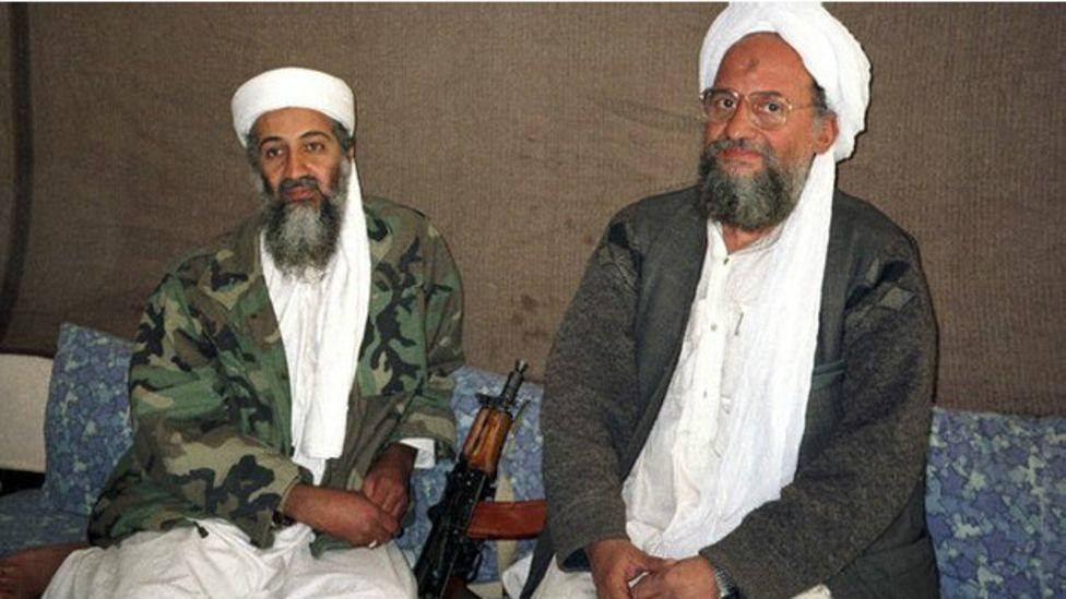 اسامہ بن لادن