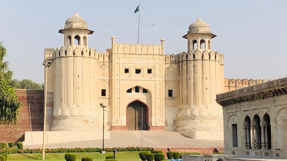 لاہور قلعہ