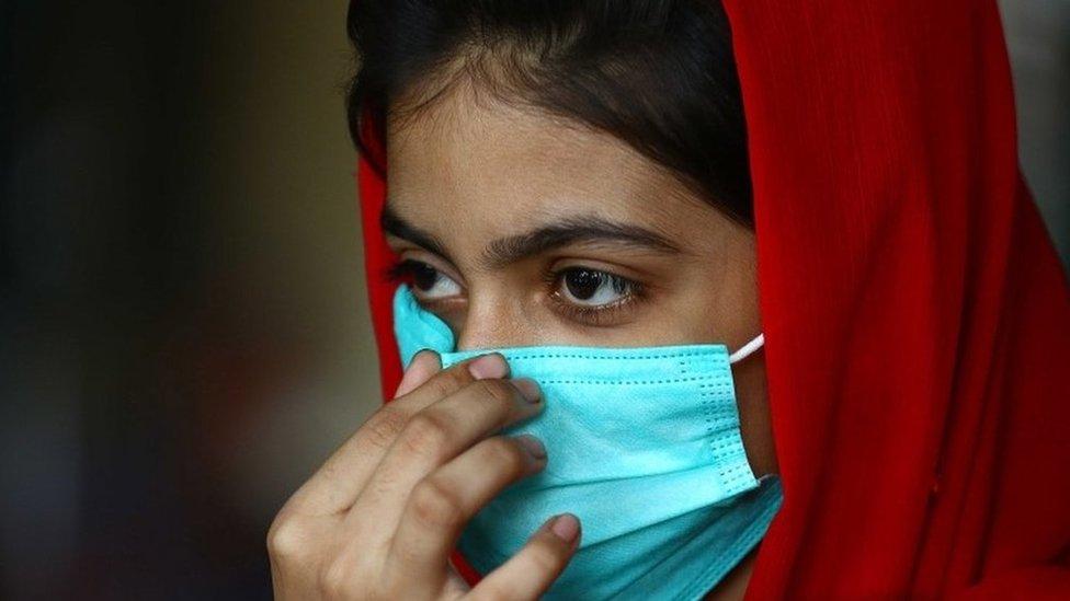 پاکستان، کورونا وائرس