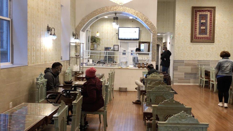 سکینہ حلال گرّل ریستوران