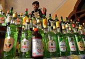 عیسائی نوجوان روزگار کے لئے شراب بیچنے پر مجبور ہیں