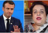 فرانس پر تنقید سے داخلی مسائل حل نہیں ہوں گے