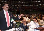 کراچی سرکلر ریلوے کیس: وزیرِ اعلیٰ سندھ کو توہینِ عدالت کا نوٹس