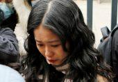 چین میں می ٹو مہم: مشہور ٹی وی اینکر کے خلاف جنسی ہراسانی کے مقدمے کی سماعت کا آغاز