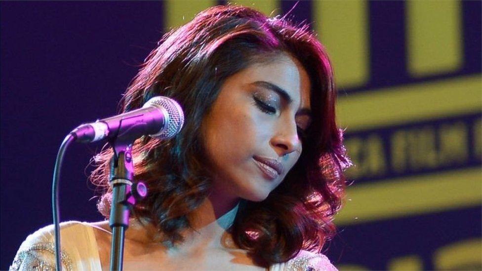 علی ظفر، میشا شفیع