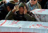 بلوچستان میں ہزارہ کان کنوں کے لواحقین کا سوگ: 'جب تعزیت کرنے والے بھی اذیت بن جاتے ہیں'