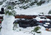 سٹارم فلومینا: سپین میں گذشتہ پانچ دہائیوں کی شدید ترین برفباری، آدھا ملک ریڈ الرٹ پر
