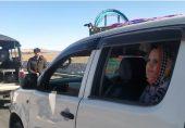 پی ٹی ایم کی رہنما ثنا اعجاز کو بلوچستان بدر کر دیا گیا