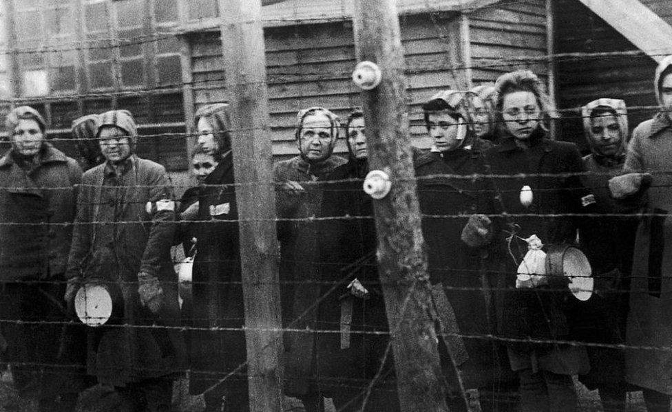 نازی، جرمنی، ہولوکاسٹ