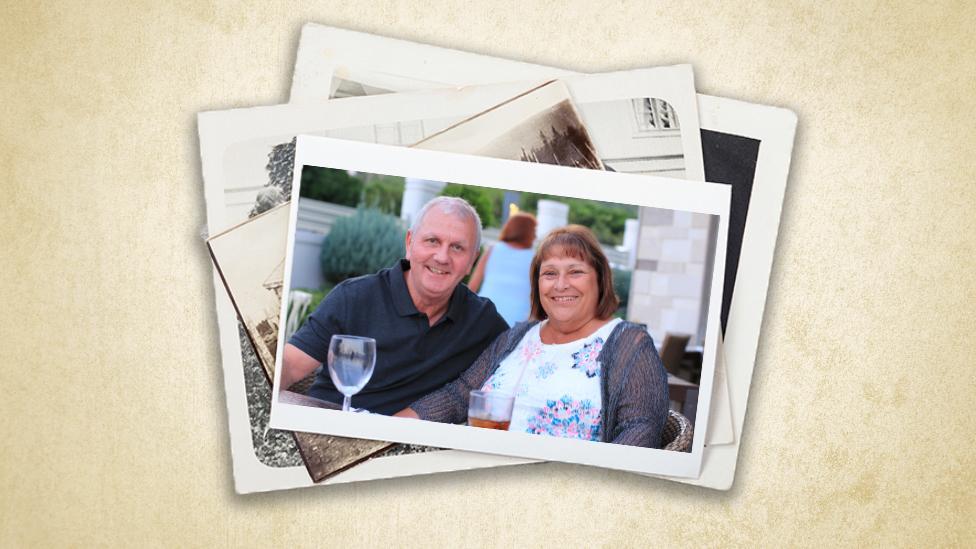 Ann and Tony Fitzgerald