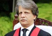 براڈ شیٹ: جسٹس ریٹائرڈ عظمت سعید تحقیقاتی کمیٹی کے سربراہ