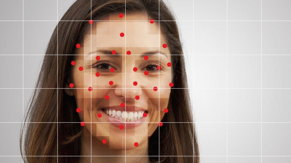 چہرے کی پیمائش
