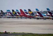 کرونا بحران: رواں برس جون تک فضائی سفر کی 71 فی صد بحالی متوقع