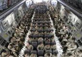افغانستان میں امریکہ کے فوجیوں کی تعداد 19 سال کی کم ترین سطح پر